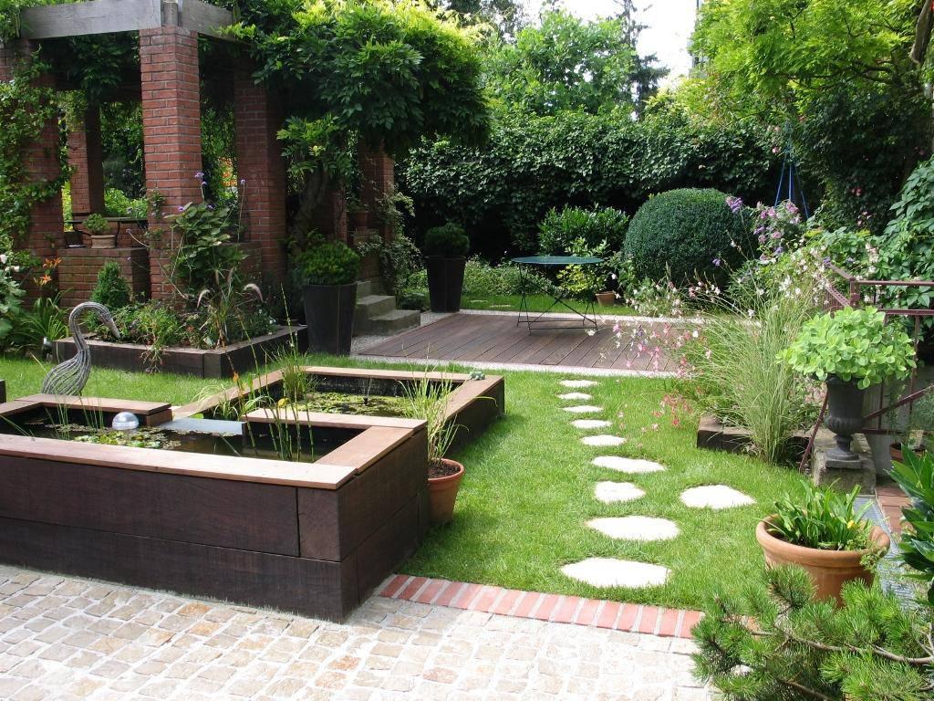 Jardinier paysagiste quel avenir pour le jardin de demain for Modele de jardin paysager