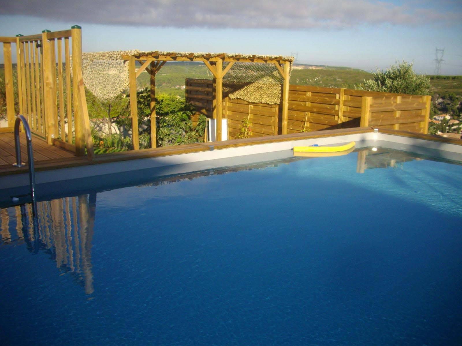 Piscine hors sol enterr e semi enterr e que choisir for Choisir une piscine hors sol